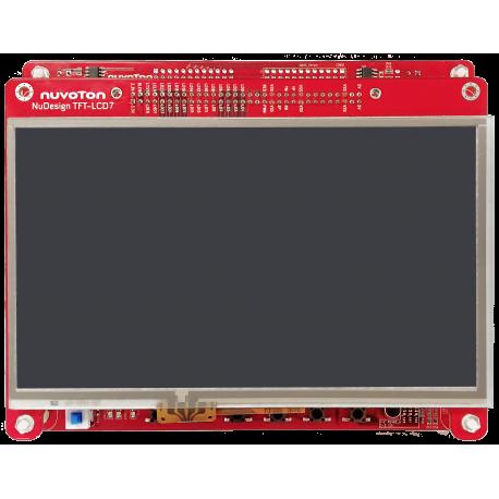 NuMaker emWin N9H30
