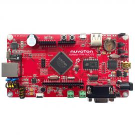 NuMaker-PFM-NUC472 (mbed based)