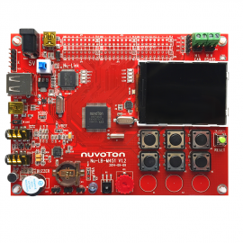 Learning Board of M451 Series