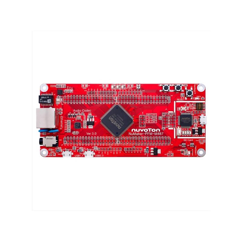 NuMaker PFM-M487 - Nuvoton Direct