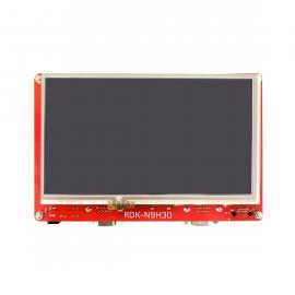 NuMaker-emWin-RDK-N9H30