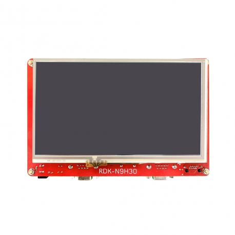 RDK-N9H30 emWin