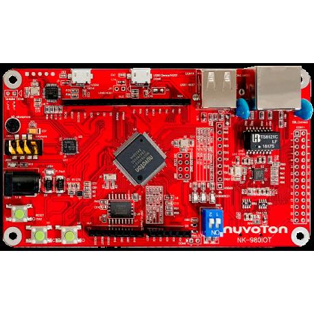 NuMaker NUC980 IIoT