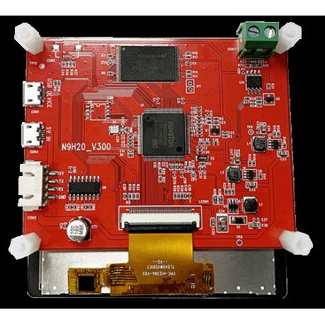 NuMaker-Thermostat-N9H20